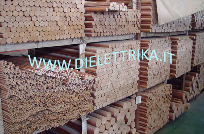 Phenolic cotton Rods made by HGW2082 HGW2083