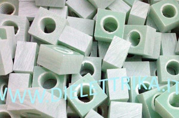 Epoxy glass nuts made by G11, HGW2372.4