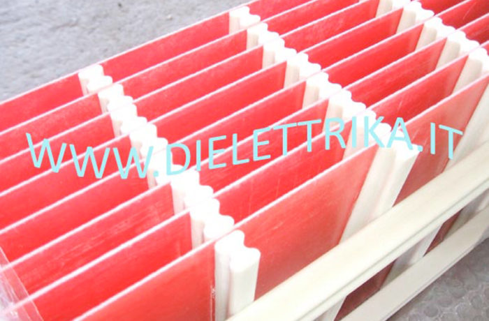 Dog Bone Triglass Fiberglass profiles