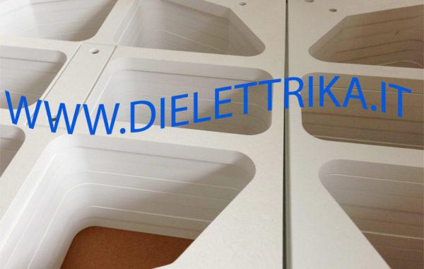 GPO-3 UPGM203 Polyester Glass Mat Laminate Sheet DielettrikGlass